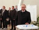 Đảng cầm quyền ở Nga thắng áp đảo trong bầu cử quốc hội