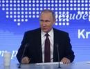 Người Nga rất tín nhiệm ông Putin
