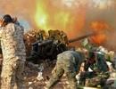 Quân đội Syria bị khủng bố đẩy lùi ở đồi Tal Al-Eiss