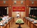 Quân ủy Trung ương thông qua Chương trình hành động thực hiện Nghị quyết Đại hội XII của Đảng