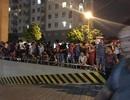 Hà Nội: Hơn 4 giờ giải cứu nam thanh niên đòi nhảy từ tầng 16