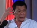 Ông Duterte tuyên bố sẽ áp dụng phán quyết Biển Đông nếu Trung Quốc khai thác dầu khí