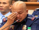 Cảnh sát trưởng quốc gia Philippines bật khóc trong phiên điều trần