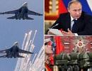Tổng thống Putin: Nga không sập bẫy chạy đua vũ trang với Mỹ