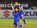 Đánh bại Singapore, Thái Lan giành vé vào bán kết AFF Cup 2016