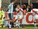 Thiếu vắng Messi, Argentina hòa thất vọng Peru