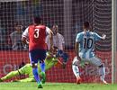 Argentina thua sốc Paraguay trên sân nhà