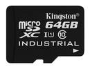 Kingston ra mắt thẻ microSD biến nhiệt dùng trong công nghiệp