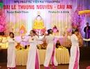 Phật tử Việt Nam tại Séc tham dự Đại lễ Thượng Nguyên