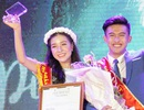 Cặp đôi nam thanh nữ tú chuyên Tin đăng quang Đại sứ THPT Chu Văn An