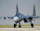 Su-35 lần đầu ra tay tiêu diệt chiến binh ở Syria