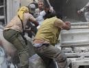Chiến sự diễn ra ác liệt trước thời điểm ngừng bắn ở Syria
