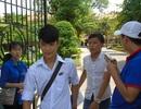 Thi THPT quốc gia: Tổng lực chấm thi để 15/7 có kết quả
