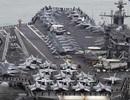 Trung Quốc bí mật theo dõi chiến hạm Mỹ, Nhật, Ấn Độ tập trận
