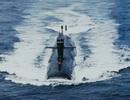 Tàu ngầm hạt nhân Trung Quốc bất ngờ qua eo biển Malacca