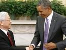 Mỹ muốn tăng cường quan hệ về mọi mặt với Việt Nam