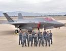 Mỹ bàn giao cho Nhật Bản chiến đấu cơ đa nhiệm F-35 đầu tiên