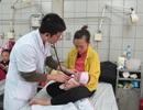 Trẻ ồ ạt nhập viện vì cúm A