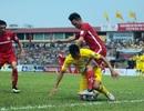 Chia điểm với Thanh Hoá, Hải Phòng sắp mất ngôi đầu V-League