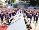 Hàng trăm sinh viên nhảy Flashmob kêu gọi không hút thuốc lá