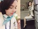 Cô gái Việt trở thành tiếp viên của hãng hàng không Hàn Quốc