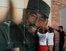 Người Cuba tưng bừng kỷ niệm sinh nhật nhà lãnh đạo Fidel Castro