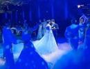 Tài phiệt Nga vung tiền làm đám cưới xa hoa tiễn con gái xuất giá