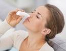Tổn thương xoang do dùng nước muối rửa mũi
