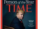 """Hai chi tiết """"lạ"""" trong bức ảnh ông Trump trên tạp chí Time"""