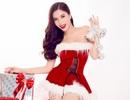 Nữ sinh ĐH Nha Trang quyến rũ đón Giáng sinh sớm