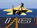 """Trung Quốc mới có vẻn vẹn 17 """"cá mập yếu đuối"""" J-15"""