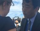 An ninh Trung Quốc to tiếng với đoàn tháp tùng ông Obama