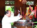 Thủ tướng Nguyễn Xuân Phúc thăm, làm việc với Quân khu 4 và dâng hương tưởng nhớ Bác Hồ