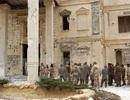 IS tiến được vào thành phố cổ Palmyra sau cuộc tấn công bất ngờ