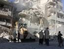 Chính phủ Syria mở cuộc tấn công trên bộ lớn nhất ở Aleppo