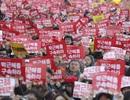 Hàn Quốc: Biểu tình phản đối Tổng thống bước sang tuần thứ 8