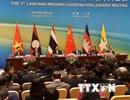 Hợp tác Mekong-Lan Thương: Nâng cao năng lực chống hạn