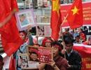 Người Việt tại Nhật Bản phản đối Trung Quốc quân sự hóa Biển Đông