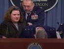 Tướng không quân Mỹ ngất xỉu trên bục phát biểu