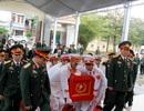 Phó Thủ tướng Chính phủ Nguyễn Xuân Phúc dẫn đoàn đến viếng Thượng tướng Nguyễn Chơn
