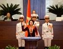 Những thay đổi trong lễ tuyên thệ của lãnh đạo đứng đầu nhà nước