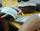 USD ngân hàng chính thức tăng lên mức 22.700 VND