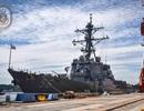 Tàu thuộc Hạm đội 7 Hải quân Hoa Kỳ thăm thành phố Đà Nẵng