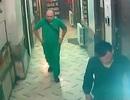 Rùng mình với clip ghi thời điểm bom rơi vào bệnh viện ở Syria