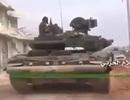 Tăng T-90 tham chiến tại Aleppo