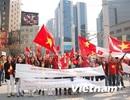 Người Việt tại Hàn Quốc phản đối hành động của Trung Quốc