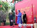 Cộng đồng người Việt tại Vương quốc Maroc vui đón Tết Bính Thân