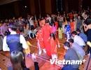 Kiều bào tại UAE tận hưởng hương vị Tết và văn hóa Việt