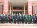 Tổng Bí thư Nguyễn Phú Trọng làm việc với Bộ Tư lệnh Thủ đô Hà Nội