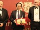 Một Việt kiều được trao Giải thưởng Lãnh đạo doanh nghiệp xuất sắc